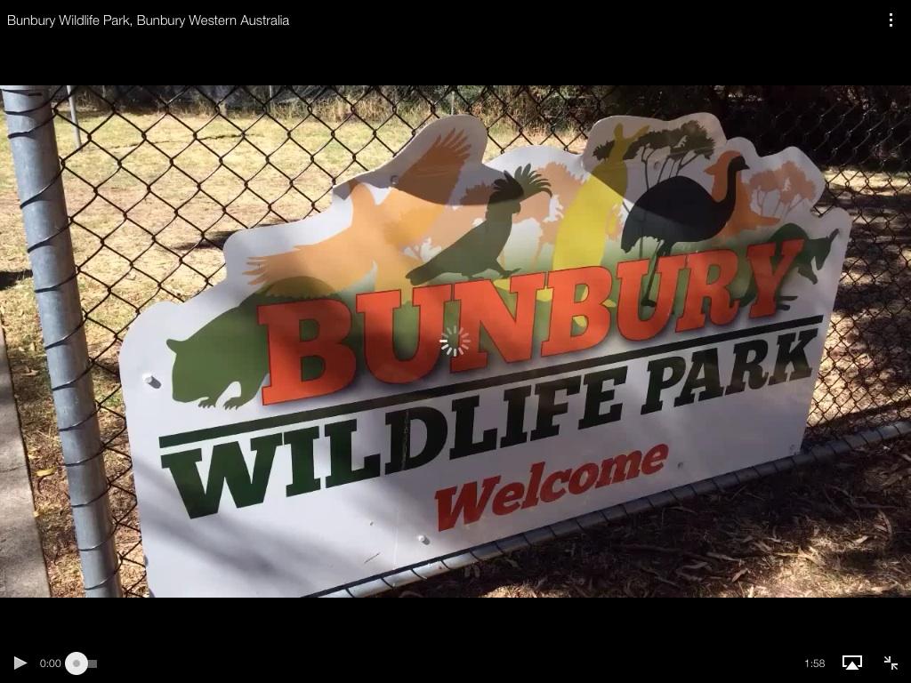 Bunbury Wildlife Park